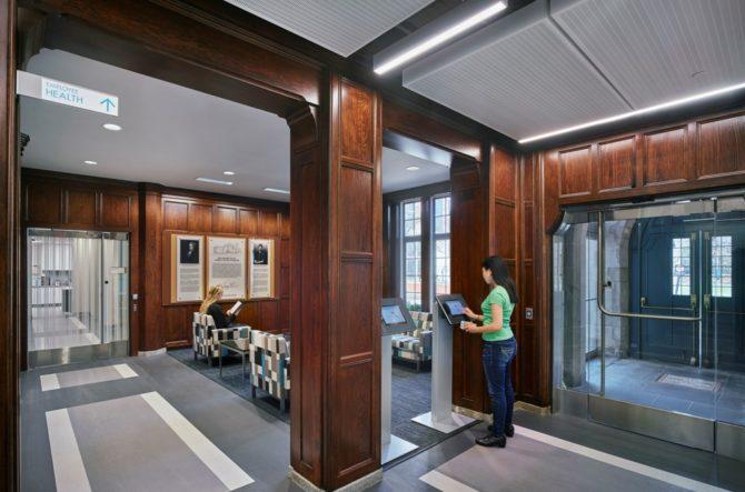 Princeton University Mccosh Health Center Renovation Hsc Com