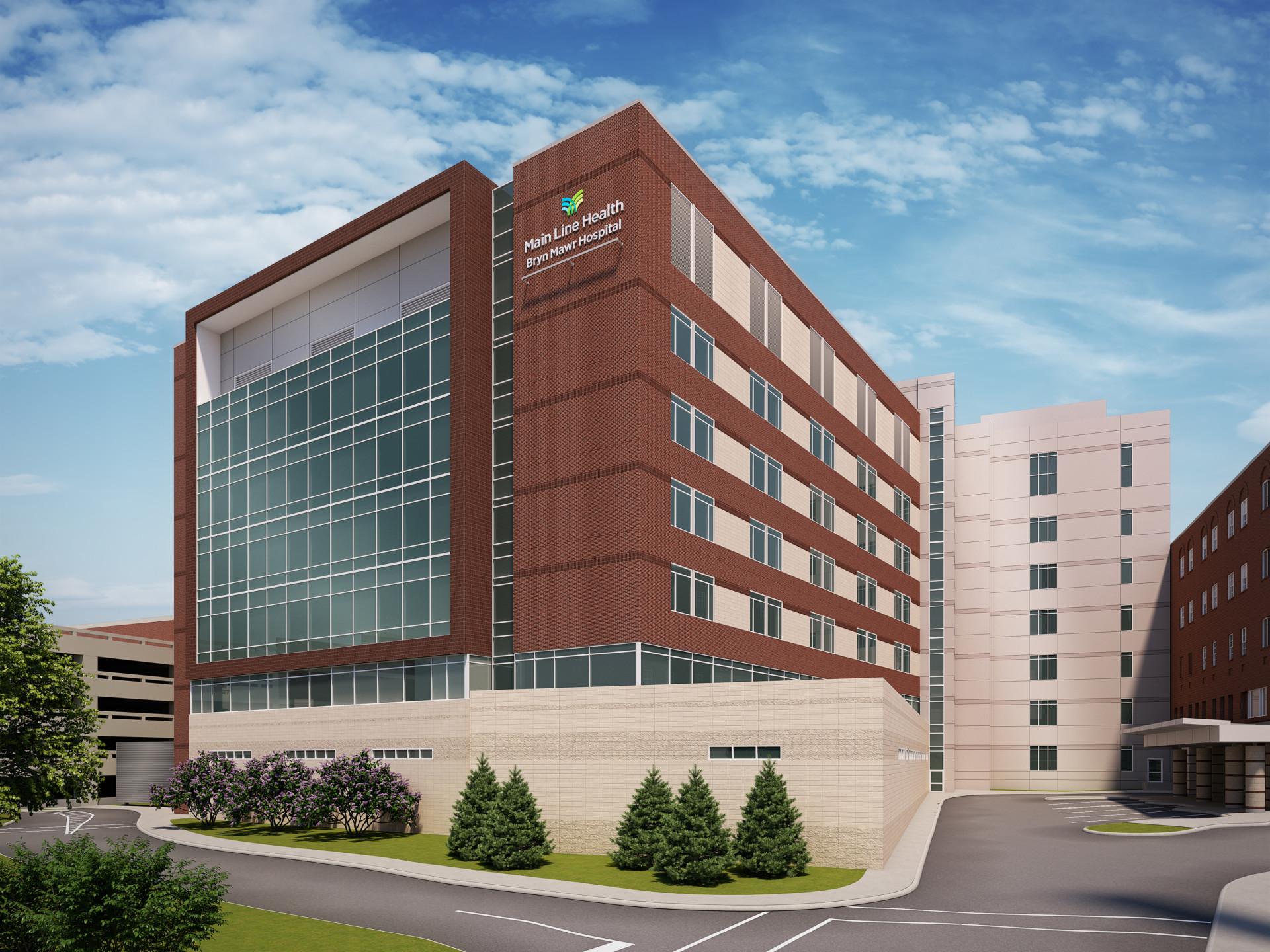 Bryn Mawr Hospital Grand Opening - HSC com